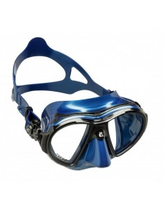 Cressi Mask - Nano - Blue Nery/Black frame