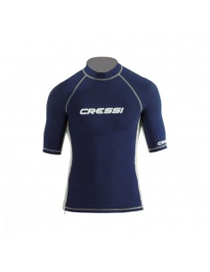 Cressi Rash Guard - Dark Blue