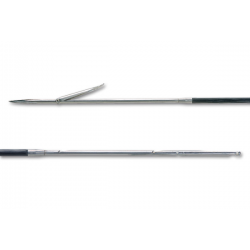 Imersion Spear - 6mm Carbon Coated S/S -Tahition Spear - 130cm