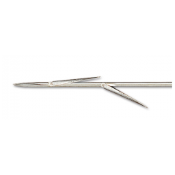 Imersion Spear - S/S -Tahition with offset double barbs - 6.5mm