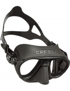 Cressi Mask - Calibro - Black