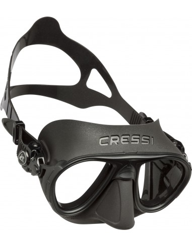 Cressi Mask - Calibro - Black