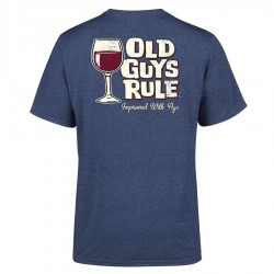 Old Guys Rule - Tee - Improved with Age II