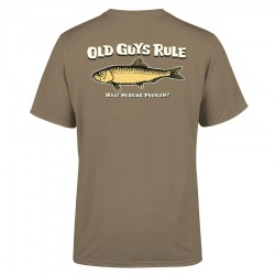 Old Guys Rule - Tee - What Herring Problem