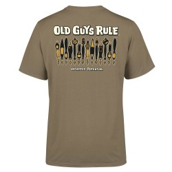 Old Guys Rule - Tee - Untapped Potential
