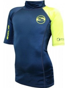Sola Rash Guard - Short Sleeve - Kids - Various colours