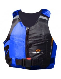 SOLA Buoyancy Aid - Frenzy - Blue/Black