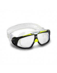 Aquasphere Seal 2 Mask - Black/Lime/Clear