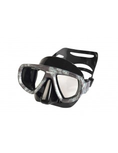 Seac Mask - One - Grey Camo