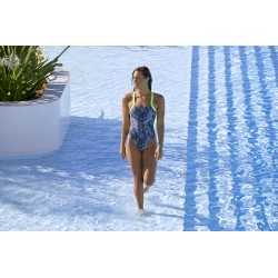 Funkita - Swimsuit - Ladies - Pointillism - Brace Free One Piece