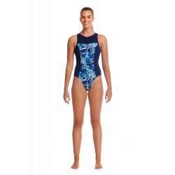 Funkita - Swimsuit - Ladies - Animalia - Brace Me Back One Piece