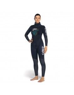 Omer Wetsuit - Woman - Valkiria - 5.0mm - Jacket & High Waist Pant