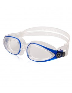Aquasphere Eagle swim goggles - Blue/Clear