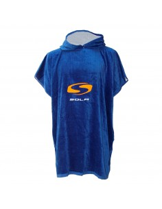 SOLA Towel Changing Robe - Adult