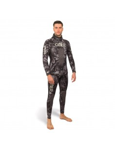 Omer Wetsuit - Blackstone - 5.0mm - Jacket & High Waist Pant