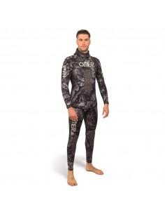 Omer Wetsuit - Blackstone - 7.0mm - Jacket & High Waist Pant