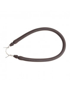 Omer Bands - 18mm Performer 2 - Latex - Brown (Circular) with Dyneema Wishbone