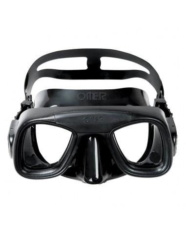 Omer Mask - Abyss - Black