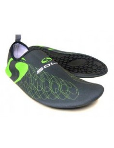 Sola Active Sole - Graphite/Green