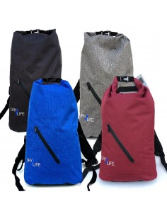 Dry Life Soft Tarp Backpack 21L - Various Colours