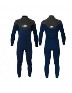 TIKI Wetsuit - Tech 4/3 Steamer -  Mens - Various Colours