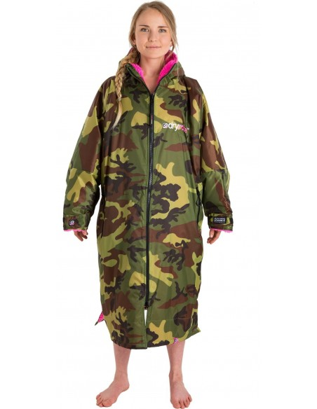 Dryrobe Advance Changing Robe - Long Sleeve - Various Colours