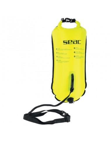 Seac Dry-Dry Bag/Float - Medium (28L) - Yellow