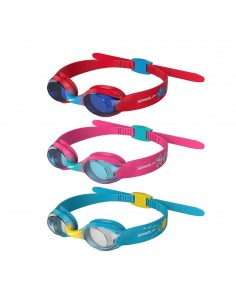 Speedo - Illusion Goggle - Kids - mixed colours
