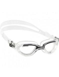 Cressi Flash Swim Goggle - Clear/Black