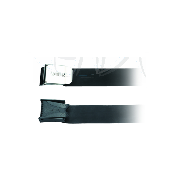 Omer Weight Belt - Rubber - Flip-Up Buckle