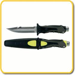 Imersion Knife - Skwal - Grey