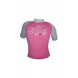 GUL Rashguard - Short-Sleeved - Junior