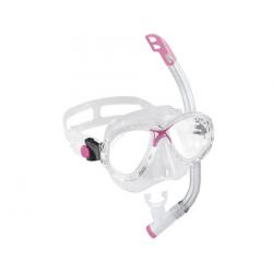 Cressi Mask & Snorkel Set - Marea Junior VIP