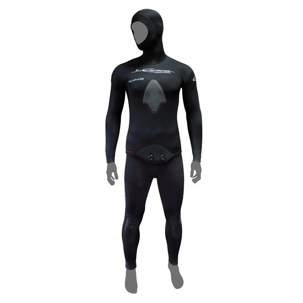 Esclapez Wetsuit - Caranx YAM039 - 5.0mm - Jacket & Longjohns
