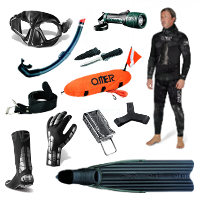 Freediving Equipment